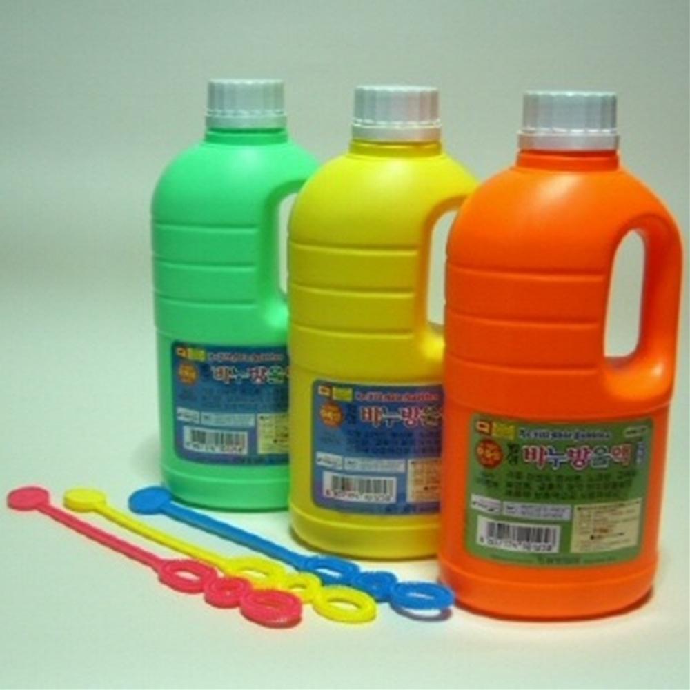 5000 월성 보충용방울액1리터 1L 비누방울보충액 - 3개이상구매가능