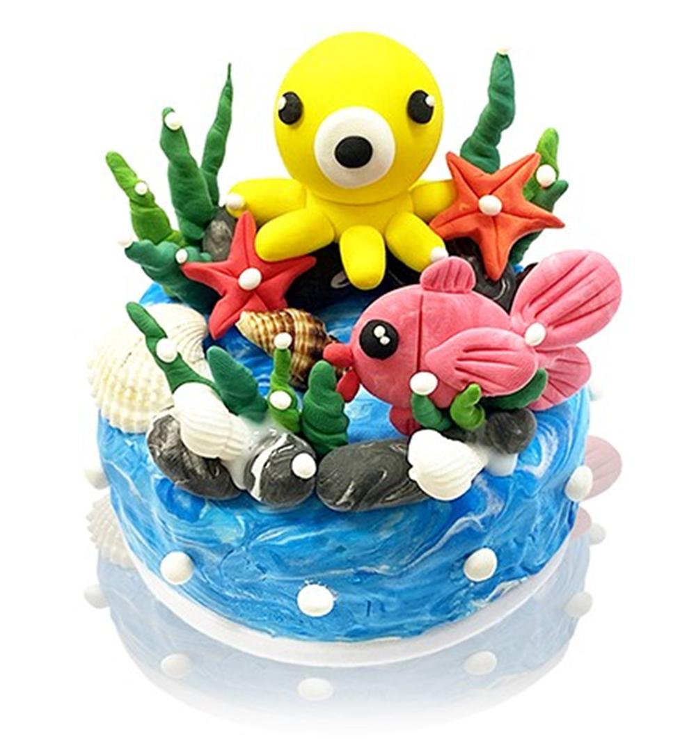 눈사람 인형 열쇠고리 만들기 - 5인세트 /어린이집 유치원 겨울만들기 만들기재료