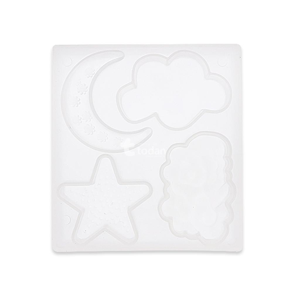 하비 찍기틀 - 구름 (S645)